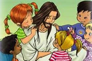 Pastoral Catequese De Crianças